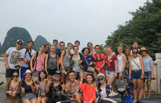 Info Yangshuo Travelling With Hostel West Street