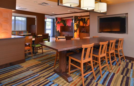 Restauracja Fairfield Inn & Suites Farmington