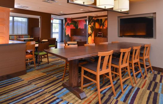 Informacja Fairfield Inn & Suites Farmington