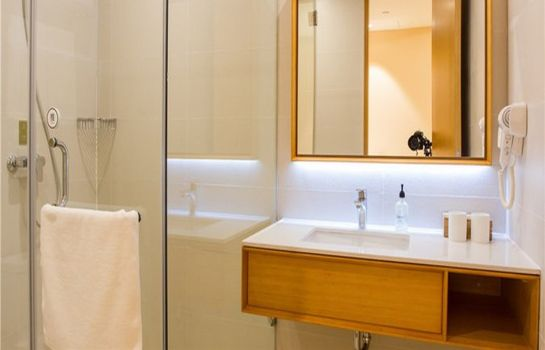 Bathroom Ji Hotel Hongqiao Jinhui Road Branch