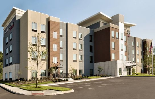 Vista exterior TownePlace Suites Pittsburgh Airport/Robinson Township