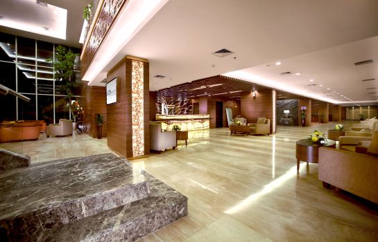 Lobby Aston Madiun Hotel & Conference Center