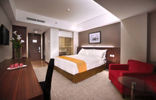 Double room (superior) Aston Madiun Hotel & Conference Center