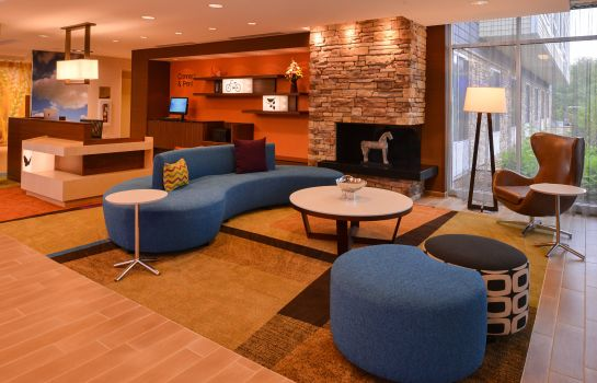 Hotelhal Fairfield Inn & Suites Plymouth