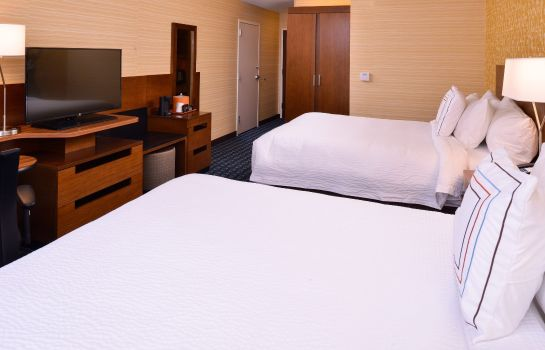Kamers Fairfield Inn & Suites Plymouth
