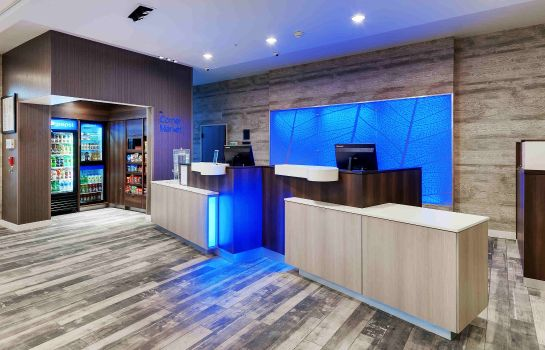 Hotelhalle Fairfield Inn & Suites Chicago Schaumburg