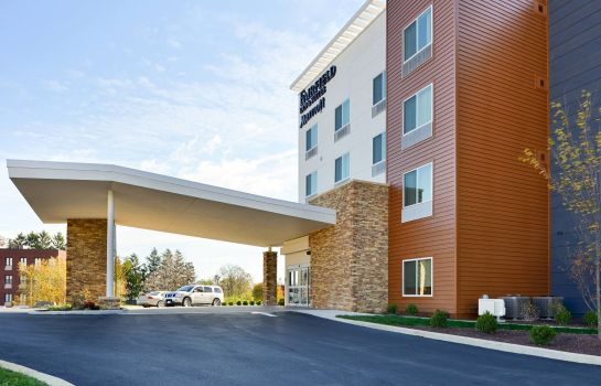 Buitenaanzicht Fairfield Inn & Suites Martinsburg