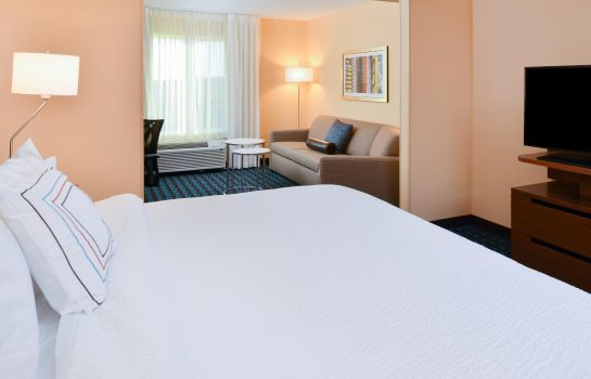 Kamers Fairfield Inn & Suites Martinsburg
