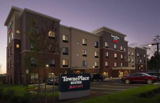 Vista esterna TownePlace Suites Alexandria Fort Belvoir