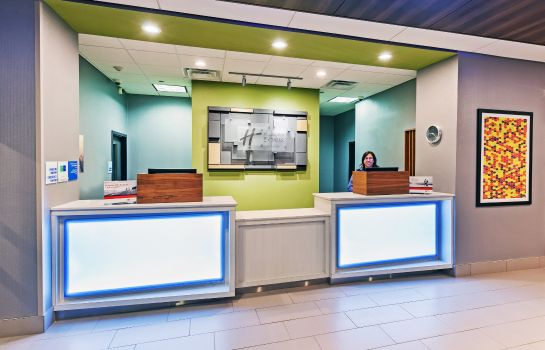 Hotelhal Holiday Inn Express & Suites PERRYTON