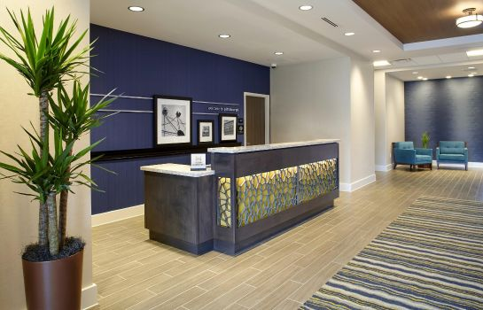 Hotelhalle Hampton Inn - Suites Pittsburgh Airport SouthSettlers Ridge