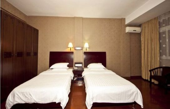 Camera singola (Comfort) Jinqiao Business Hotel Mainland Chinese Citizens Only
