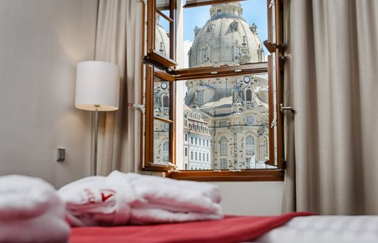 Suite Amedia Plaza Dresden