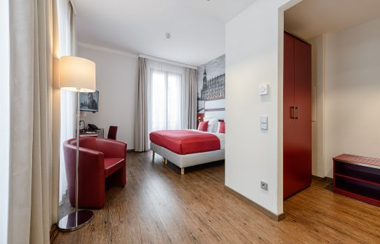 Double room (standard) Amedia Plaza Dresden