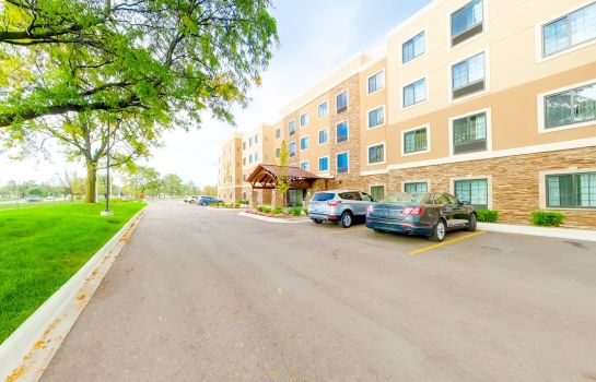 Buitenaanzicht Staybridge Suites ANN ARBOR - UNIV OF MICHIGAN