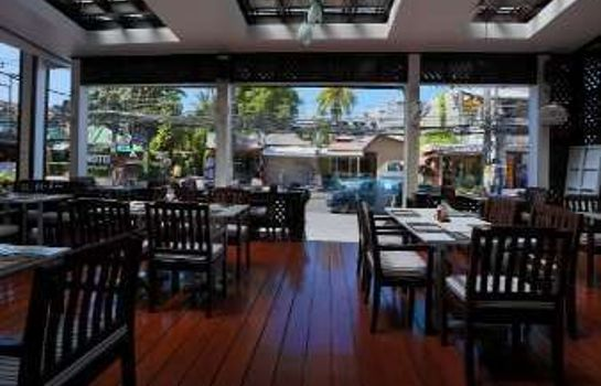 Restaurante Days Inn Patong Phuket