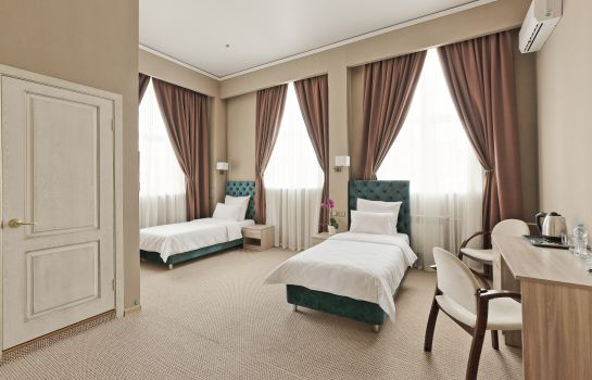 Chambre double (confort) Fortis Hotel Moscow Dubrovka