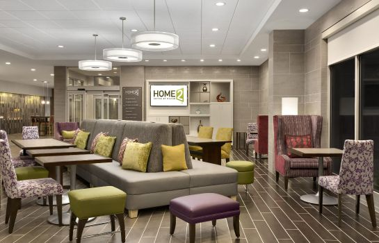 Hotelhalle Home2 Suites by Hilton Greenville Downtown