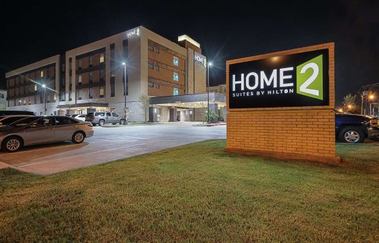 Vista esterna Home2 Suites by Hilton Dallas Grand Prairie