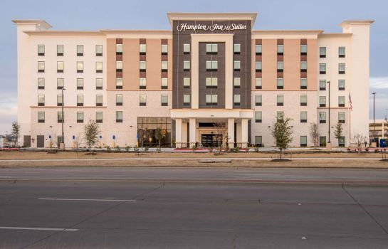 Außenansicht Hampton Inn - Suites Dallas-The Colony TX