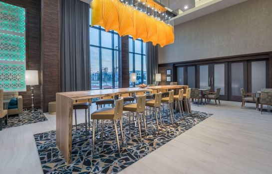 Hotelhalle Hampton Inn - Suites Dallas-The Colony TX