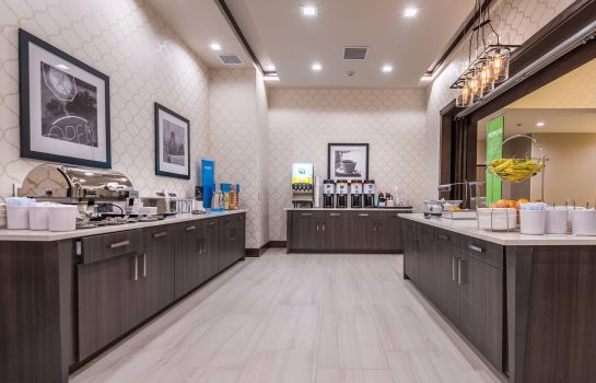 Restaurant Hampton Inn - Suites Dallas-The Colony TX