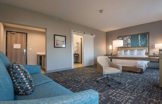 Zimmer Hampton Inn - Suites Dallas-The Colony TX