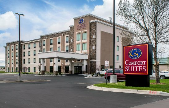 Vista esterna Comfort Suites Billings