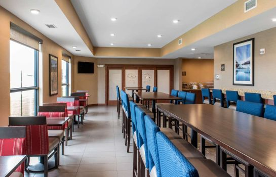 Restauracja Comfort Suites Billings