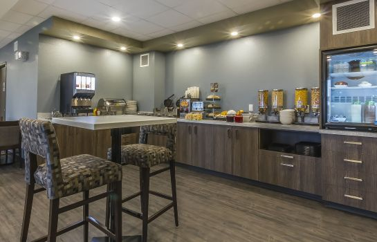 Restaurant Suburban Extended Stay Hotel Moose Jaw