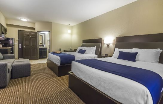 Room Suburban Extended Stay Hotel Moose Jaw