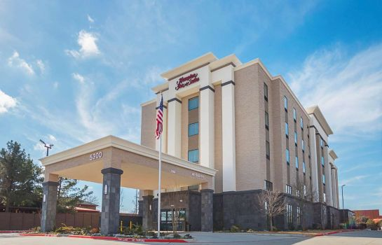 Außenansicht Hampton Inn - Suites Colleyville DFW West