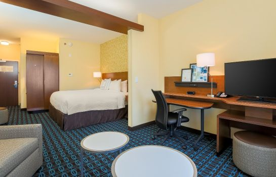 Chambre Fairfield Inn & Suites Alexandria