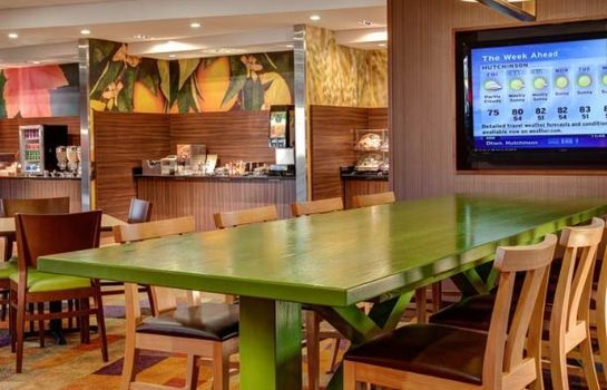 Restaurante Fairfield Inn & Suites Butte