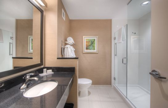 Suite Fairfield Inn & Suites Charlotte Airport