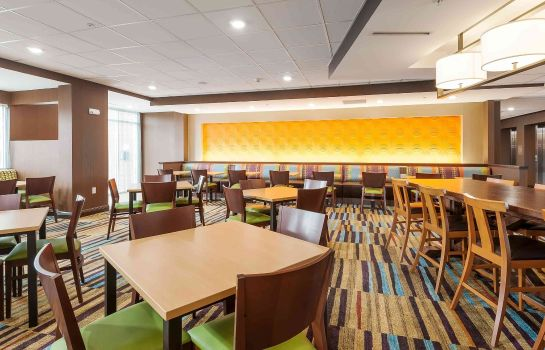 Restaurante Fairfield Inn & Suites Houston Northwest/Willowbrook