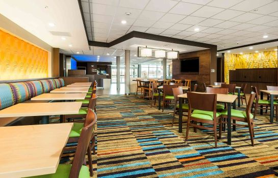 Restaurant Fairfield Inn & Suites Houston Northwest/Willowbrook