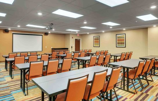 Salle de séminaires Fairfield Inn & Suites Houston Northwest/Willowbrook
