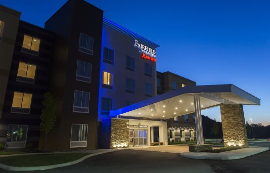 Außenansicht Fairfield Inn & Suites Cambridge