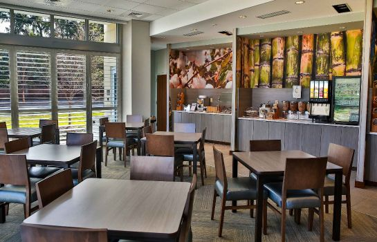 Restauracja Fairfield Inn & Suites Savannah Midtown