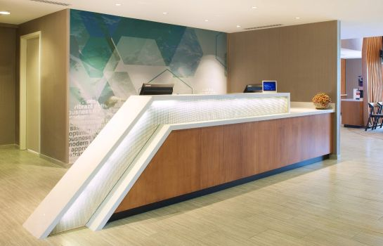 Hotelhal SpringHill Suites Seattle Issaquah