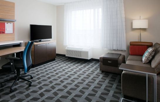 Suite TownePlace Suites Kansas City Airport