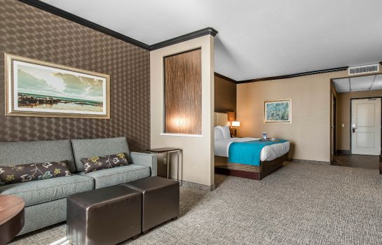 Zimmer an Ascend Hotel Collection Member The Heritage Inn & Suites