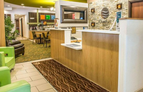 Hol hotelowy Comfort Inn Pittsburgh - Millvale