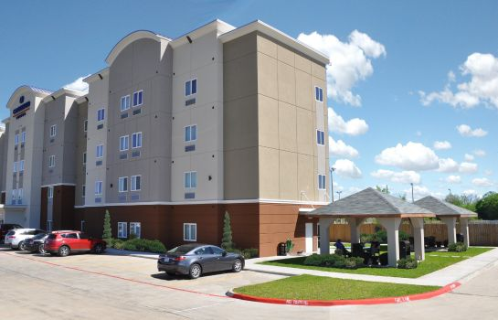 Vista exterior Candlewood Suites BAY CITY