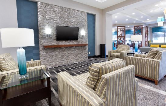 Hall DRURY INN AND SUITES BURLINGTON