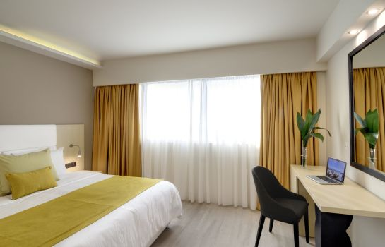 Double room (standard) Athens Avenue Hotel