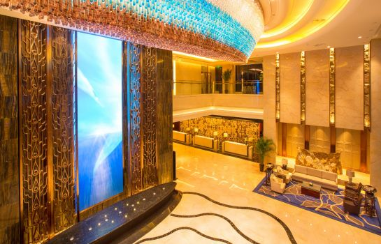 Hall Blue Horizon Yihai Garden Hotel