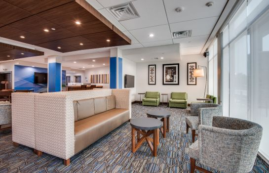 Lobby Holiday Inn Express & Suites DALLAS NORTH - ADDISON