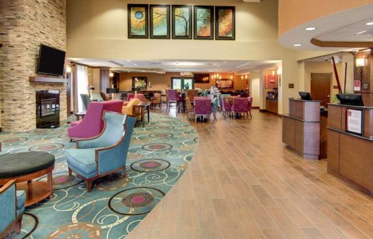 Hall Comfort Suites Texarkana